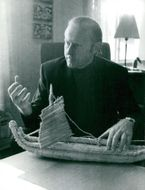 Thor Heyerdahl, research traveler Norway
