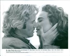 Richard Gere and Lena Olin find themselves falling in love in the romantic drama Mr. Jones.