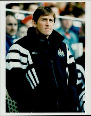 Kenny Dalglish - Newcastle United FC manager