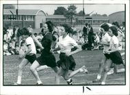 Schools 1980-1987:Finishing line.