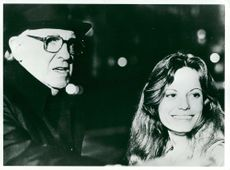 """""""The Lost Victim"""" with Barnard Hughes and Kay Lenz"""