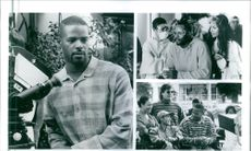 Scenes from the movie A Low Down Dirty Shame with Keenen Ivory Wayans, Jada Pinkett Smith, Salli Richardson, Andrew Divoff and Charles S. Dutton, 1994.