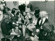 Schools 1970-1979:Mrs Jennifer Pressland.