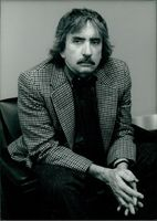 Portrait of Edward Albee.