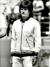 Tennis player Peter Elter (Germany)