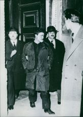 A Vampire in Venice- Giovanni Busetto arrested by the police.