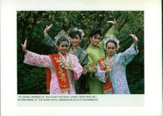 Dance: Malaysia's National Dance Troupe