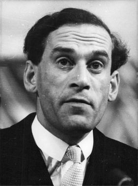 Portrait of John Jeremy Thorpe.