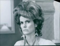 Actress Julie Hagerty as Flo from the film U Turn.