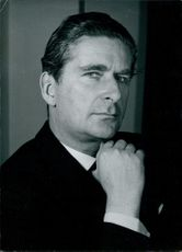 Portrait of Baron Chesham, 1959.