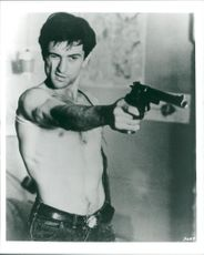 travis bickle a solitary cab driver