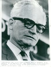 Senator Barry Goldwater