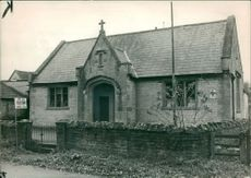 Schools 1970-1979:A school at limington somerset.