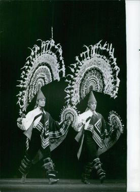 Mexican Costume June 8, 1964