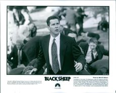 Still from the film Black Sheep with Tim Matheson.