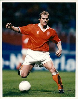 Jan Wouter's football player