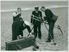 Military: H.M. Coastguard Station Officers