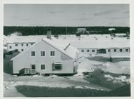 Some of the old-age homes in Umeå