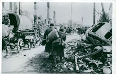 A Scene from the Television Program Entitled War Spring 40: Big Grip in West