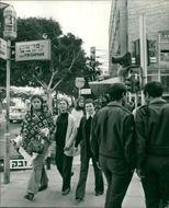 Israel Views of: Young Israelis in casual clothes