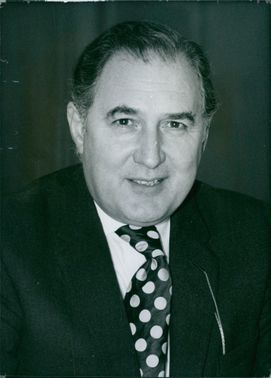 British Politician: Peter Emery, MP December 27, 1972
