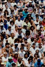 Public view from US Open 89