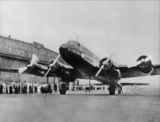 Lufthansa flew Berlin - New York without landing with a four-engine Focke-Wulf Fw 200 D-ACON. - 11 October 1938