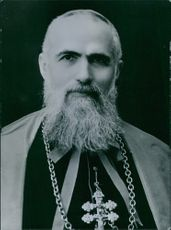 Cardinal Tappouni, Patriarch of Antioch of the Syrians.