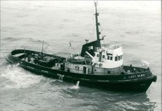 Shipping: Civilian: Tugs: Lady Alma