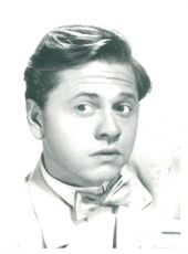 Mickey Rooney, actor - Year 1949