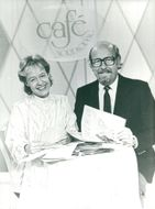 Viveca Ringmar and Bengt Nordlund in