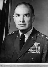 Portrait of Maj. Gen. Slade S. Nash.