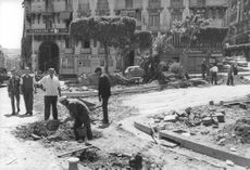 The lasting effects of the war, devastated roads and infrastructures. The Algerian War,  also known as the Algerian War of Independence or the Algerian Revolution The Algerian War was a war between France and the Algerian independence movements from 1954