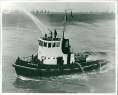 Shipping: Civilian: Tugs: Duke Of Holland