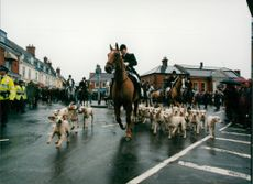 Boxing Day Hunt Meet