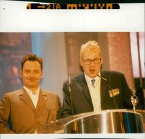 Vic Reeves at British Awards