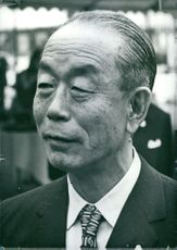 Photo of Prime Minister of Japan, Taked Fukuda.