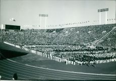 1964 Summer Olympics in Japan.