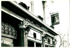 Jack The Ripper Public House.
