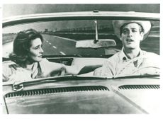 """Actor Paul Newman in the movie """"The Wildest of Them All"""""""