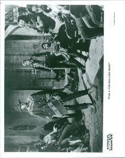 A scene from the film For a Few Dollars More.