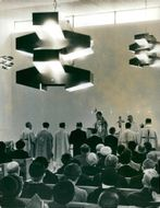 Opening of the St. Answers Church in Traneberg