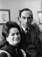 John Jeremy Thorpe and Marion Stein