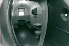 The cell in the Lefortov prison where diplomat Raoul Wallenberg is said to have spent two years. The truth about the fate of Sweden is still hidden in the dark.