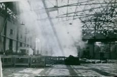 Forum in Copenhagen sprangdes- right that German troops would take the premises of obsessed tion 1943  A free Norden 1945