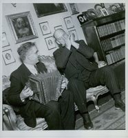 Carl Jularbo and Harry Persson