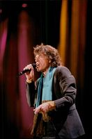 Mick Jagger performs in Chicago