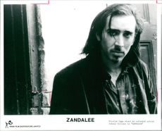 Actor Nicolas Cage as 'Johnny' in film 'Zandalee'