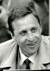 Portrait of Johan Cruijff
