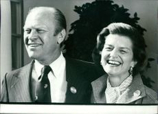 Jerry and Betty Ford